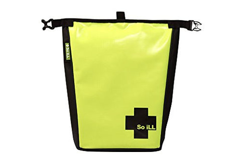 So iLL Rolldown Chalk Bucket - yellow black, one size