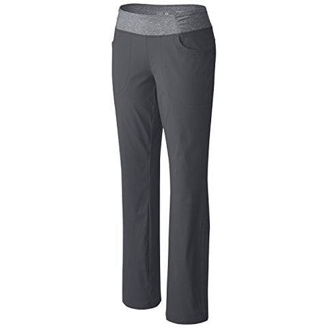 Mountain Hardwear Dynama Pant - Women's Graphite Small Regular