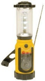 Athena Brands 7810 Portable Lantern and Radio- pack of 4