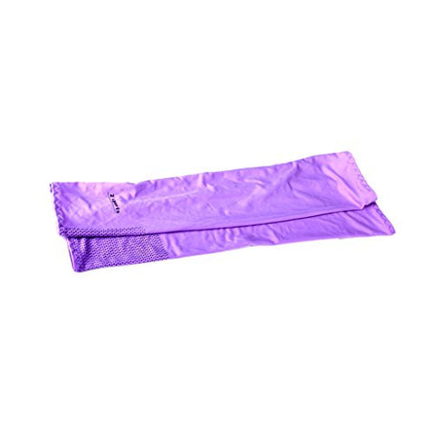 1 Pair Purple Arm Cooler Arm Hand Cover Sleeves for UV Sun Protection
