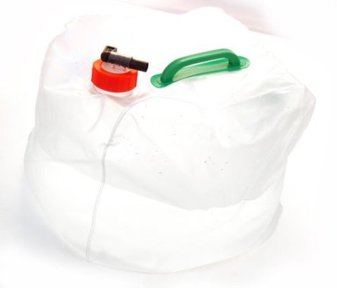 8 litre folding water container