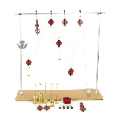 American Educational Large Pulley Demonstration