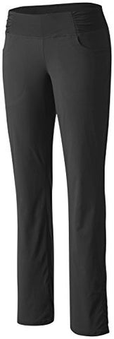 Mountain Hardwear Dynama Pants - Women's Black Medium Regular