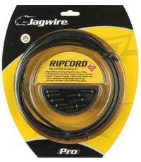ACTION CABLE GEAR SET JAGWIRE RIPCORD BLACK