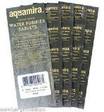 AquaMira Military Water Purifier Tablets, Chlorine Dioxide, Pack of 50 by Aquamira