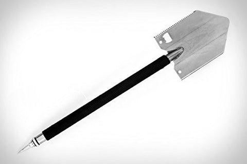 Crovel Tactical - Survival Tool - All In One - Shovel - Crowbar - Axe - Saw - Hammer - Glass Breaker - eTool - Made in the USA