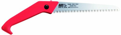 "ARS SA-CAM18LN 7"" Blade CAM Series Camping and Pruning Saw"