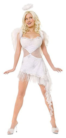 Morris Costumes PLAYBOY HEFS ANGEL XSMALL