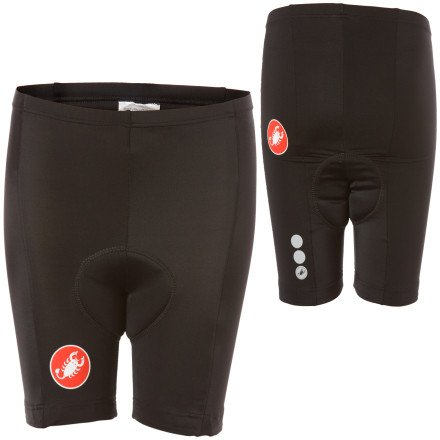 Castelli 2015 Children's/Youth Pinocchio Cycling Shorts - L8084