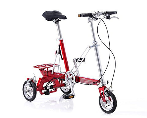 CarryAll Folding Adult Tricycle-RED