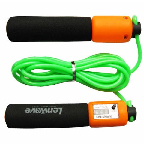 2.5M Skipping Jump Rope Counter Timer Calorie Fitness Equipment