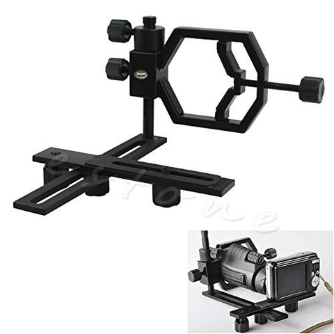 Kocome Metal Spotting Scopes Telescope Mount Universal Stand For Digital Camera