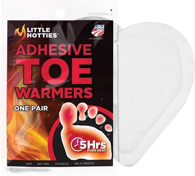 5 Little Hotties Hand & Body Warmers Snow Cold Emergency Survival