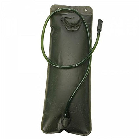 3L Sport Outdoor Foldable Reusable Water Bag Army Green