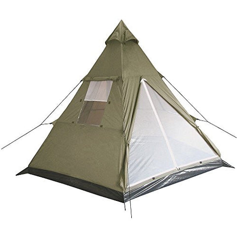 MFH Indian Tent  Tipi  Olive  sc 1 st  Endure Outdoors & Tents u2013 Tagged