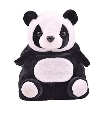 Toddlers Kid's Cute Plush Panda Backpack Stuffed Panda toys