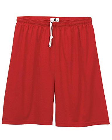 Badger Sportswear Youth B-Core Short, Red, Small