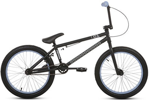 Collective C1 20 inch BMX Bike Black by Collective Bikes