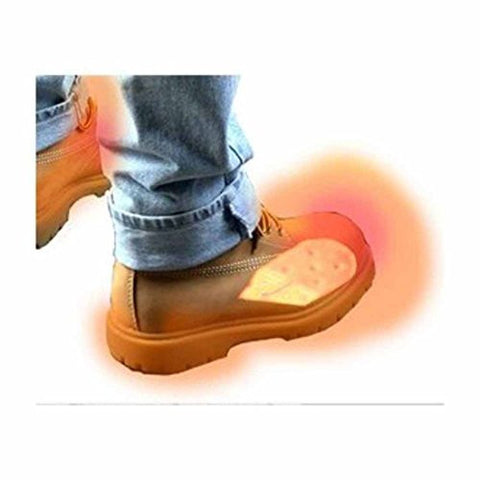 2 Battery Electric Feet Heated Shoe Boot Insoles Inserts Sock Snow FOOT WARMER Top Selling Item