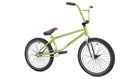 2016 Fit Mac 2 Complete Pro Bmx Bike Lime Green