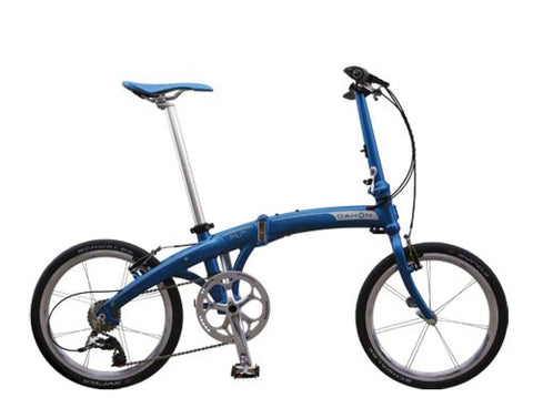 Dahon Mu Ex Camibean 92-2-53 Folding Bike Bicycle
