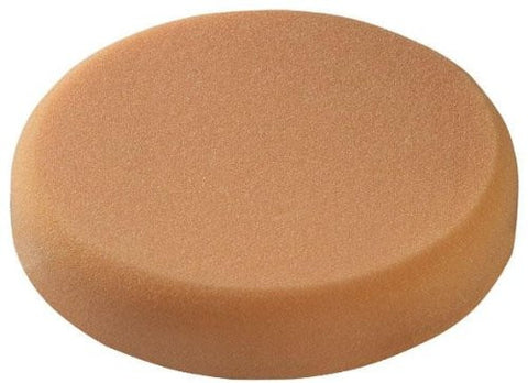 493849, Polishing Sponge (orange) Medium 3.5 in, 5 pc