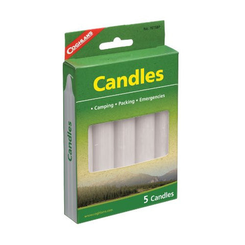 Coghlan's Candles (Bulk Pack, 448 Candles)