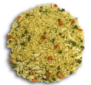 1 Can of Future Essentials Canned CousCous w/ Chives & Saffron