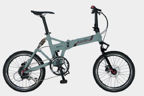 Dahon Jetstream P8 Disc