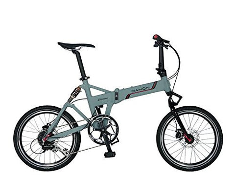 Dahon Jetstream P8 Urbanite Folding Bike Bicycle