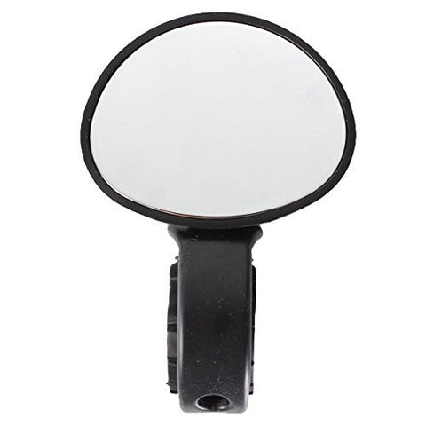 Bicycle rearview mirror - SODIAL(R)Couple 360 ¡ã Universal Bike Cycling Mirror Mirror Convex Mirror
