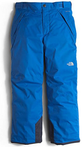 North Face Freedom Insulated Ski Pant - Boys 2017, Jake Blue, XS