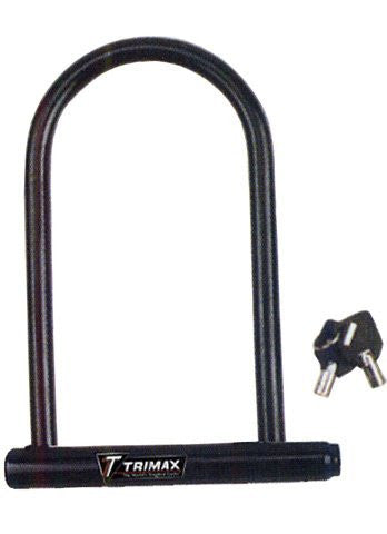 14MM SHACKLE LOCK, Manufacturer: TRIMAX, Manufacturer Part Number: MAX602-AD, Stock Photo - Actual parts may vary. by Trimax