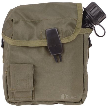 5ive Star Gear GI Spec Canteen Cover (2 Pack), Olive Drab