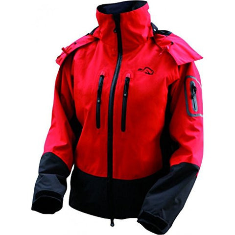 Anapurna Jacket Size S Black / Red Woman