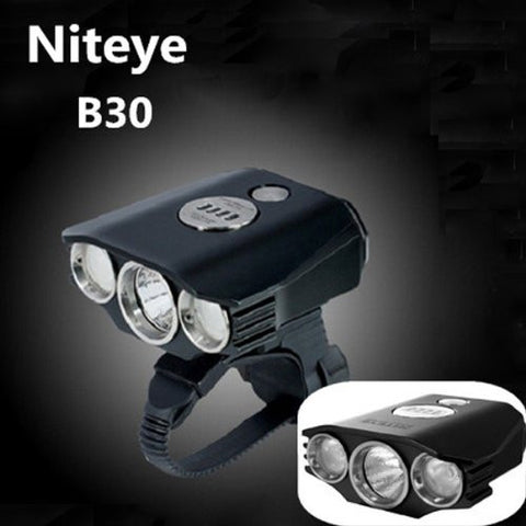 (HQ Product) Niteye B30 XM-U2 LED 1000 Lumen Bike Bicycle Light