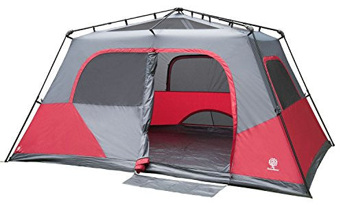 Canadiana 8 Person Instant C&ing Cabin Tent  sc 1 st  Endure Outdoors & Canadiana 8 Person Instant Camping Cabin Tent u2013 Four Seasons Needs