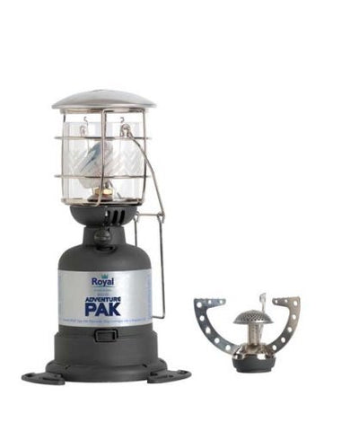 Royal Stove And Lantern 2 In 1 Kit