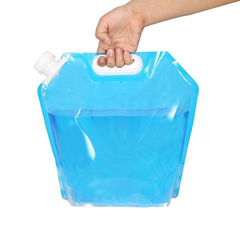 iFun iCool 5 Litres Collapsible Water Tank Water Container Water Carrier- Food Grade