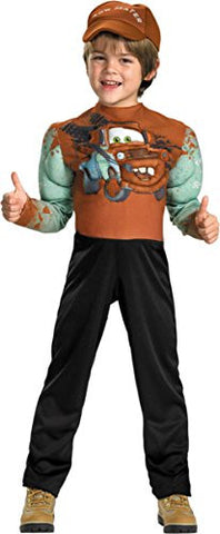 Morris Costumes TOW MATER MUSCLE 7-8