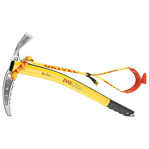 GRIVEL Air Tech G-Bone Axe 48 with Leash Yellow 48