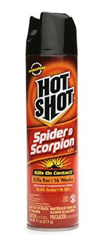 Hot Shot Spider & Scorpion Killer 11 oz (311 g),6 pk