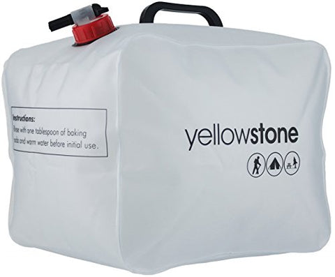 Yellowstone Pack Away Water Carrier - Multi-colour, 15 Litre