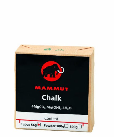 Mammut Chalk Cubus 56 G Climbing Chalk (Neutral, One Size)