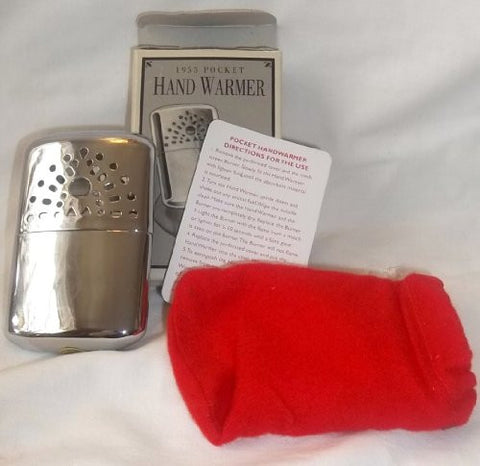 1955 Pocket Hand Warmer