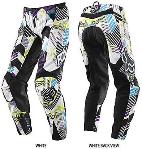 2010 Fox Racing Womens Geo 180 MX Motocross Racing Offroad Performance Pant #10 Size 5/6