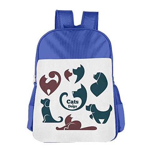 Children Bags Shoulder Bag Animal Logo Colorful
