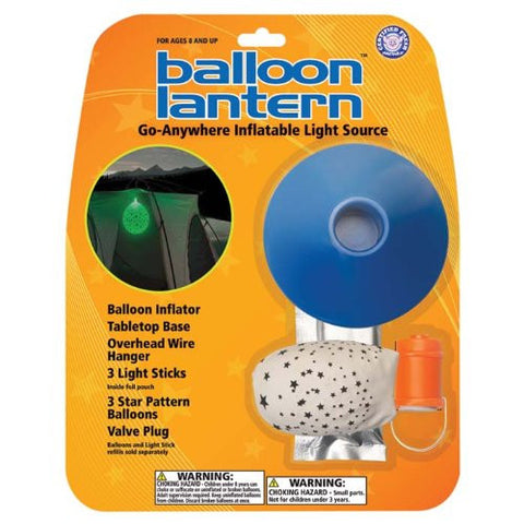 Hog Wild Balloon Lantern Kit