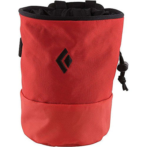 Black Diamond Mojo Zip 10 Pack CHALK Bag Assorted One Size