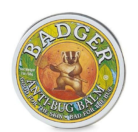 Badger Anti-Bug Balm 2 oz (56 g),4 pk